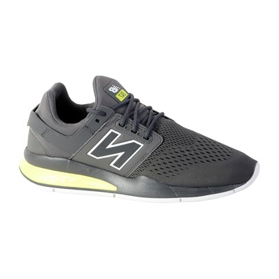 New Balance MS247 BASKETS BASSES GRIS Chaussure France_v10539