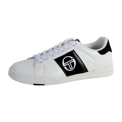 Sergio Tacchini PARIGI LTX+SD BASKETS BASSES BLANC Chaussure France_v4252