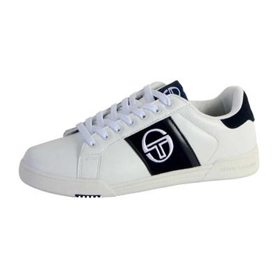 Sergio Tacchini PARIGI LTX+SD BASKETS BASSES BLANC Chaussure France_v4279