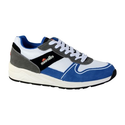 Ellesse RETRO RUNNING 1 BASKETS BASSES BLEU