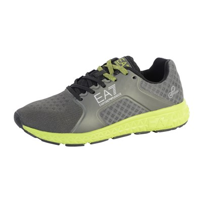 Chaussures Homme | EA7 C2 LIGHT SPIRIT U BASKETS BASSES GRIS