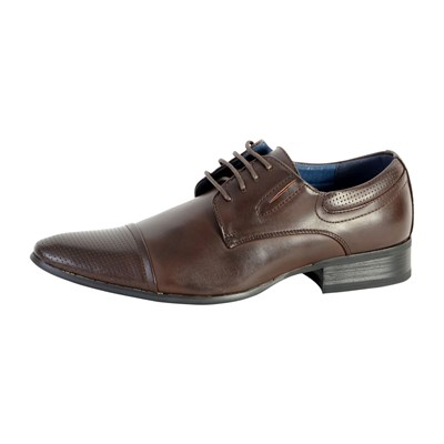 Enzo Marconi MOCASSINS MARRON Chaussure France_v4595