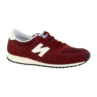 New Balance U420 BASKETS BASSES BORDEAUX Chaussure France_v7639