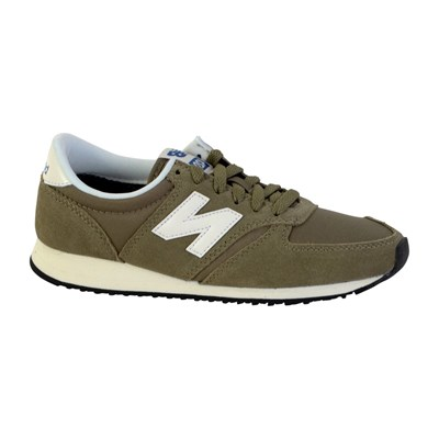 New Balance U420 BASKETS BASSES VERT Chaussure France_v10584