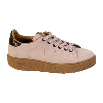 Chaussures Femme | Victoria 262100 BASKETS BASSES ROSE
