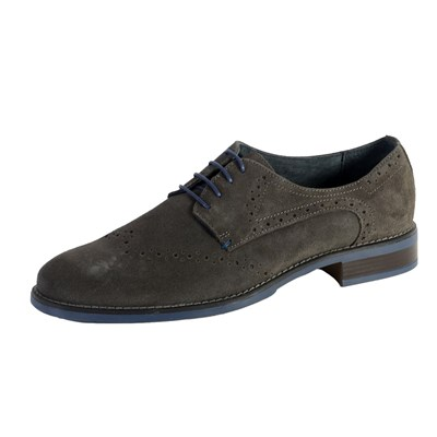 Edwin Wallace MOCASSINS GRIS Chaussure France_v5092
