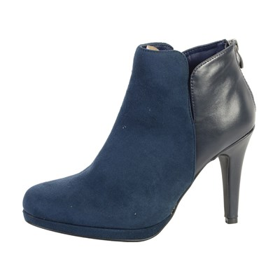 The Divine Factory BOTTINES BLEU