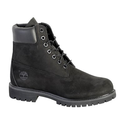 Timberland 10073 AF 6IN PREM BT BLACK BOTTINES NOIR
