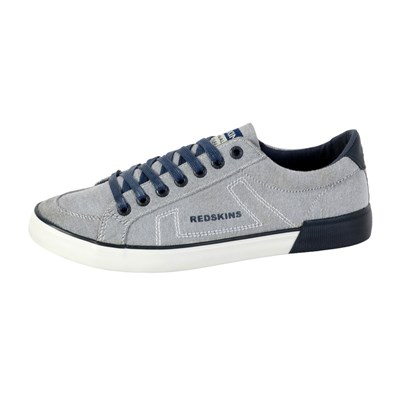 Redskins SABAR- BASKETS BASSES GRIS Chaussure France_v7840
