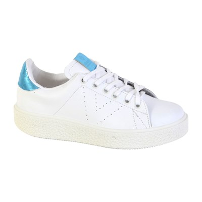 Chaussures Femme | Victoria BASKETS BASSES BLANC