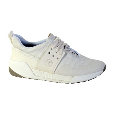 Timberland KIRI NEW LACE BASKETS BASSES BLANC