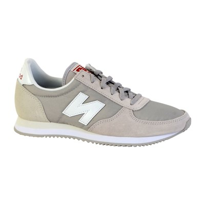 New Balance W220 B BASKETS BASSES GRIS Chaussure France_v6567