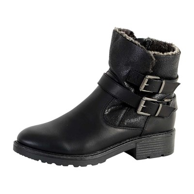 The Divine Factory BOOTS NOIR Chaussure France_v3547