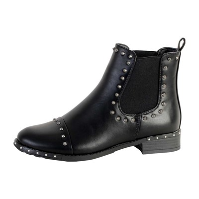 The Divine Factory BOOTS NOIR Chaussure France_v2843