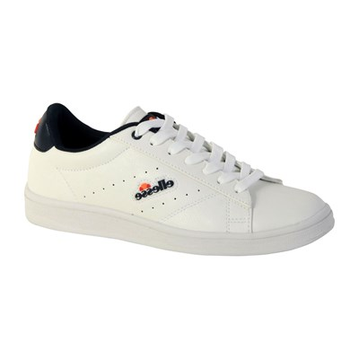Ellesse RETRO COURT BASKETS BASSES BLANC Chaussure France_v6570