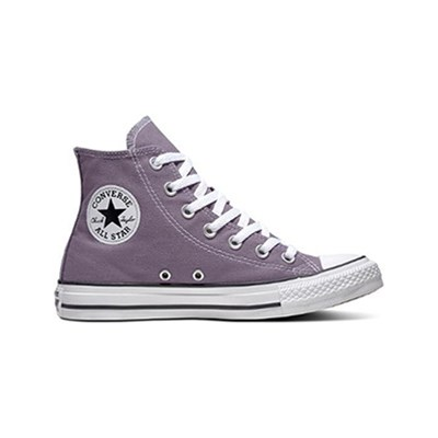 Converse CHUCK TAYLOR ALL STAR BASKETS MONTANTES MAUVE Chaussure France_v5003