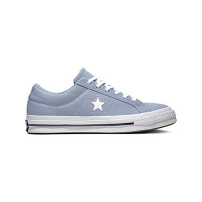 Converse ONE STAR LOW SNEAKERS JEANSBLAU
