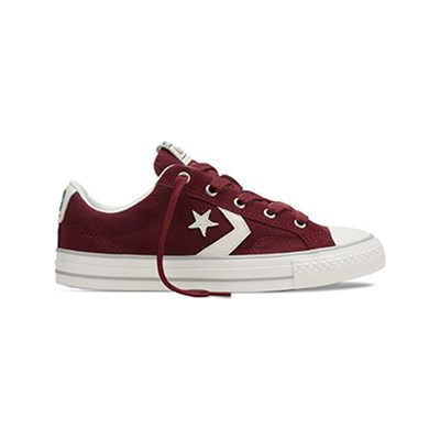 Converse STAR PLAYER LOW SNEAKERS BORDEAUXROT