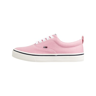 Tommy Hilfiger CLASSIC LOW SNEAKERS ROSA