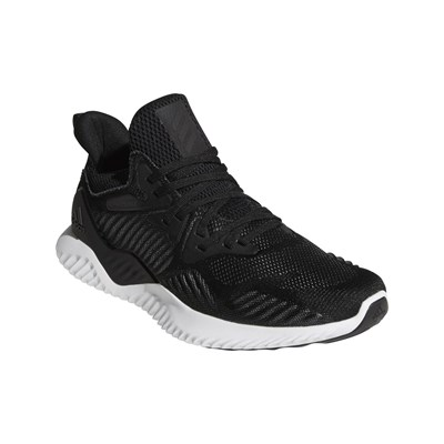 ALPHA BOUNCE LOW SNEAKERS SCHWARZ
