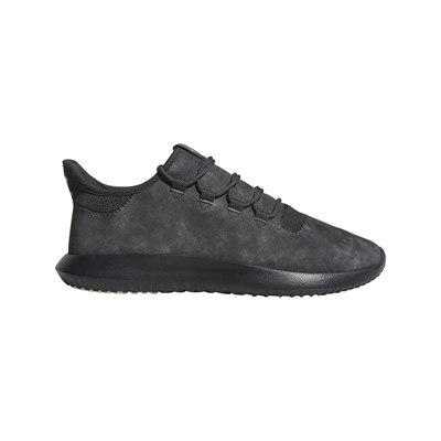 TUBULAR SHADOW LEDERSNEAKERS DUNKELGRAU