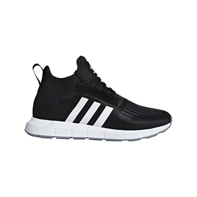 adidas Originals SWIFT RUN BARRIER LOW SNEAKERS SCHWARZ