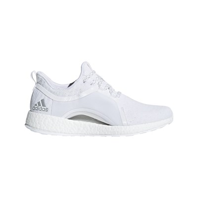 adidas Performance PURE BOOST LOW SNEAKERS WEIß