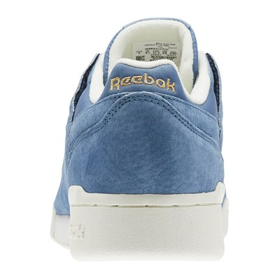Baskets Basses Workout Reebok Lo 3050161 Synthétique Classics Plus Ardoise xqwaIH