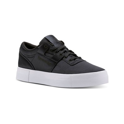 Reebok Classics WORKOUT LO FVS TXT LOW SNEAKERS SCHWARZ