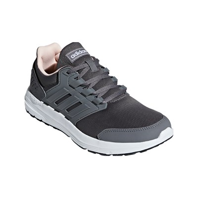 adidas Performance GALAXY 4 LOW SNEAKERS GRAU