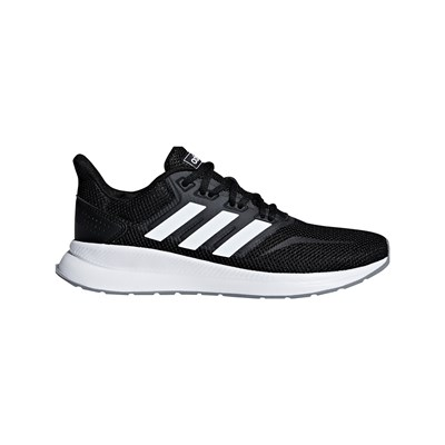 adidas Performance RUNFLACON LOW SNEAKERS SCHWARZ
