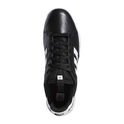 3014946 Caoutchouc Originals Basses Baskets Vrx Adidas Low Noir qnFaza70