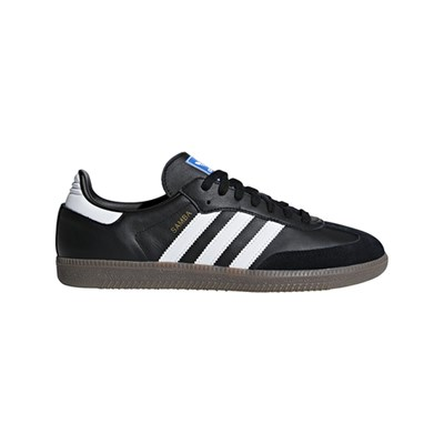 adidas Originals SAMBA BASKETS EN CUIR NOIR Chaussure France_v7337