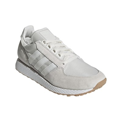 adidas Originals FOREST GROVE SNEAKERS IN PELLE BEIGE