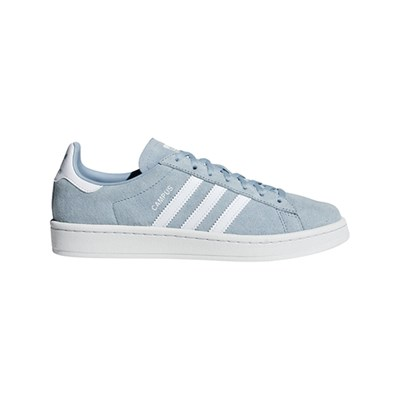 adidas Originals CAMPUS BASKETS EN CUIR BLEU CIEL Chaussure France_v7336