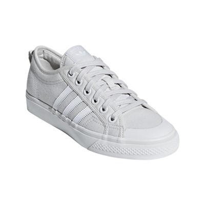 Clair Baskets Originals Nizza Gris Adidas Caoutchouc 3014976 Basses XEqWd