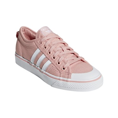 adidas Originals NIZZA SNEAKERS BASSE ROSA