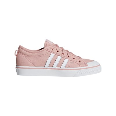 adidas Originals NIZZA BASKETS BASSES ROSE Chaussure France_v3651