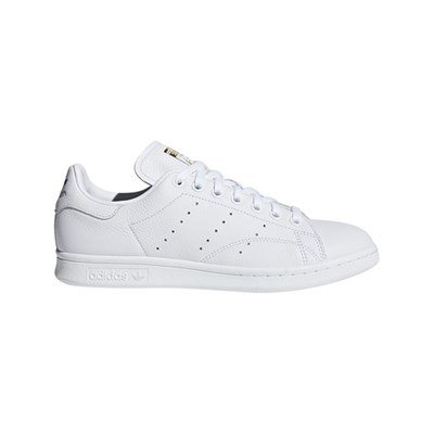 adidas Originals STAN SMITH LEDERSNEAKERS WEIß