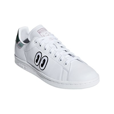 Originals Baskets Smith En Stan Adidas 3014982 Blanc Cuir Caoutchouc AOdtqCxHw