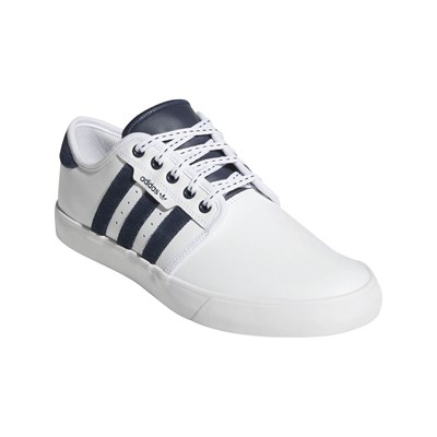 SEELEY LOW SNEAKERS WEIß