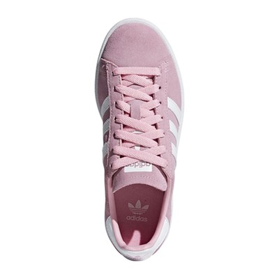 Campus En Adidas J Cuir Rose Caoutchouc Baskets 3014994 Originals xqqp5I