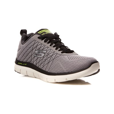 Skechers LOW SNEAKERS GRAU