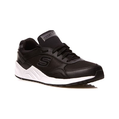 Skechers LOW SNEAKERS SCHWARZ