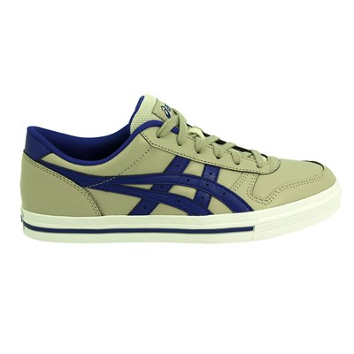 Asics AARON BASKETS BASSES BEIGE Chaussure France_v4285