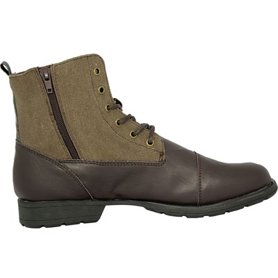 SONNETI ADRIAN BOTTINES MARRON
