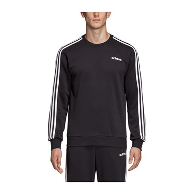 adidas Originals E 3S CREW FT FELPA NERO