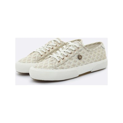Faguo BIRCH SNEAKERS BEIGE