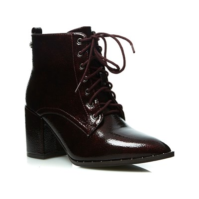 Tnt BOTTINES BORDEAUX