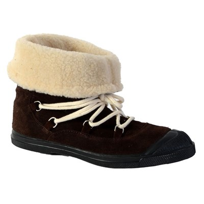 Bensimon MOUNTAIN BOOT BRUN